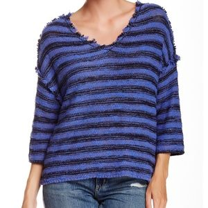 Free People Spells Trouble Pullover